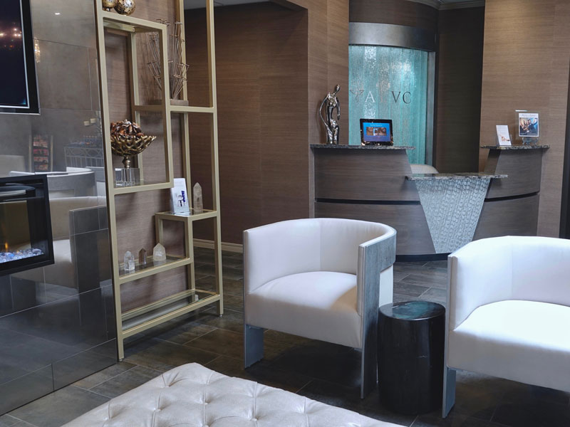amarillo-laser-and-vein-clinic-lobby-counter