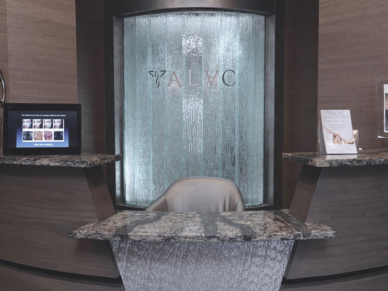 amarillo-laser-and-vein-clinic-lobby-front-desk
